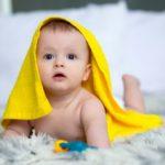 Показатели развития 8-месячного ребенка