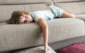 Как побороть лень у ребенка?
