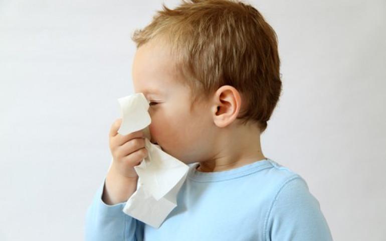 Глисты у детей маскируются под простуду