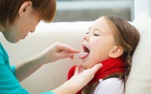 Детская болезнь скарлатина: симптомы