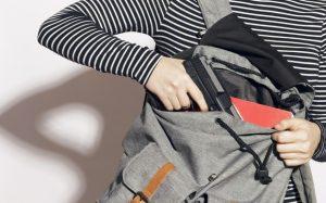 Три правила, как спастись, если в школе началась бойня