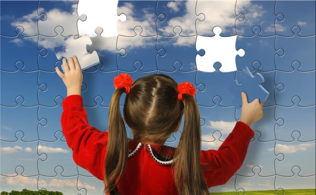 Польза пазлов для развития детей