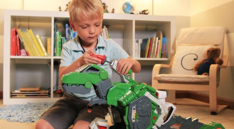 Выбор игрушек в зависимости от возраста