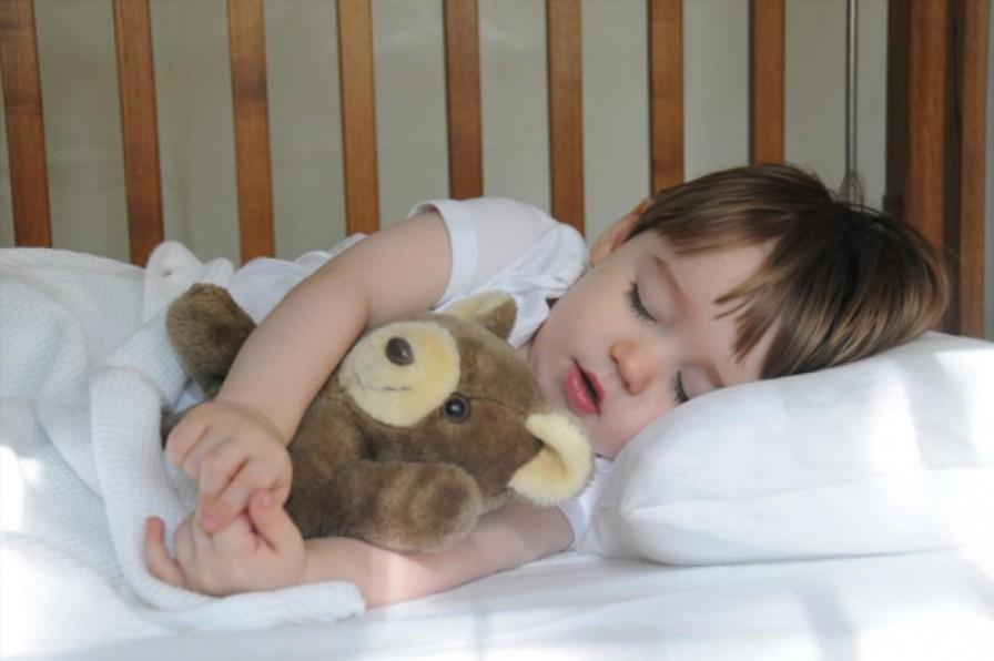 Как быстро уложить малыша спать