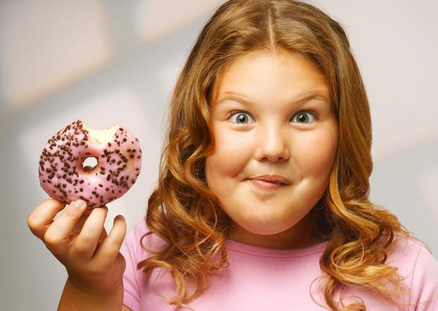 Отчего толстеют дети и как с этим бороться