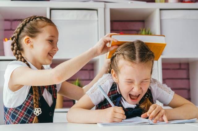 Как разрешать споры у школьников?