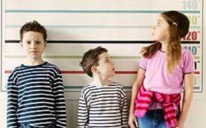Акселерация у детей